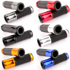 """Motorcycle 7/8"""" 22mm Hand Grips Handle Bar For Yamaha YZF R6 2006 2007 2008 2005"""