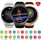 Bluetooth Smart Watch Heart Rate GSM Unlocked Phone For Samsung S10 S10+ S10e bluetooth Featured for gsm heart phone rate samsung smart unlocked watch