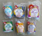 AMERICAN McDONALDS M.I.P. SETS SELECTION FROM THE 1990'S (A - D).