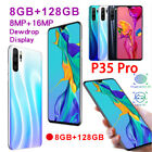 "6.3"" P30 Pro Android 10.0 8+128g Smart Mobile Phone Face Fingerprint Unlock Kn"