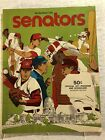 1971 WASHINGTON SENATORS vs MINNESOTA TWINS Program TED WILLIAMS Frank HOWARD on Ebay
