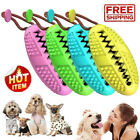 Dog Toothbrush Chew Stick Cleaning Toy Silicone Pet Brushing Oral Dental Care Fy