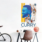 Stephen Curry Golden State Warriors NBA Wall Poster on eBay