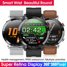 L16 Sport Smart Watch Men ECG PPG Vibration Blood Pressure Heart Rate Monitor