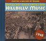 COUNTRY & WESTERN HIT PARAD...-1948-DIM LIGHTS THICK SMOKE & HILBILLY MUS CD NEW