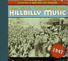 COUNTRY & WESTERN HIT PARAD...-1947-DIM LIGHTS THICK SMOKE & HILBILLY MUS CD NEW