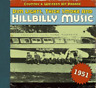 COUNTRY & WESTERN HIT PARAD...-1951-DIM LIGHTS THICK SMOKE & HILBILLY MUS CD NEW