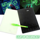 Draw with Light Fun Developing Drawing Board Kids Educational Toy