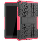 """Hybrid Rugged Case Stand Cover For Samsung Galaxy Tab A 8.0"""" 2019 SM-T290 T295"""