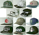 Star Wars Baseball Cap Collection —> Your Choice of 10+ $19.95 USD on eBay