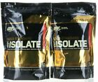 Optimum Nutrition Gold Standard 100% ISOLATE Whey Protein Choose Flavor (2 PACK) $24.0 USD on eBay