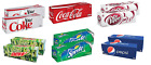 Soda Assortment: Diet Coke, Coca Cola Zero, Dr Pepper, Sprite, Pepsi, 24 Cans ✔️ $34.99  on eBay