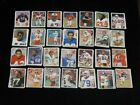 1983 Topps NFL Stickers  (1 -116)  by Single Player ..... Use drop down menu