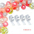 20m Balloon Chain Tape Arch Connect Strip Frame DIY Wedding Birthday Party Decor