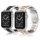Watch Band Stainless Steel Strap For Apple Watch iWatch Series 5/4/3/2/1 38-44mm image