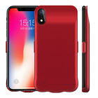 20000mAh For iPhone XS Max External Battery Power Case Bank Charger Backup Cover