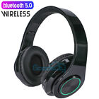 Wireless Pro Gaming Headset With Mic for XBOX One PC Headphones Microphone Beat