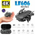 WIFI FPV 2020 New Mini Drone With Wide Angle HD 4K 1080P Camera Hight Hold Mode