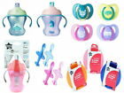 Tommee Tippee Baby feeding bottles, spoons, soothers, bowls, sippy cup