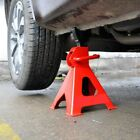 Home 2 /4x 3 Ton Axle Jack Stands Heavy Duty Auto Car Lifting