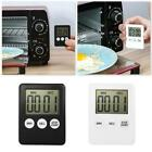 1.8 inch Digital LCD Kitchen Cooking Timer Count Down Alarm Magnetic Clock G6N4