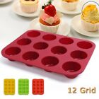 Silicone Cake Molds Cupcake Chocolate Mold Pan Non-stick Kitchen Baking Tools