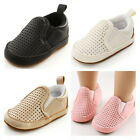 Child Casual Shoes Newborn Baby Boy Girl Crib Shoes Toddler PreWalker Sneakers