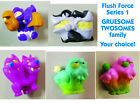 Flush Force Series 1 - GRUESOME TWOSOMES family - your choice of character