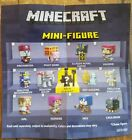 Choose your Minecraft Mini Figures! Series 20 Dungeons, 21, 22 AND MORE!