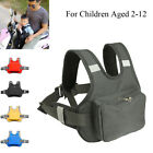 Bicycle Child Safety Seat Strap Resistant Baby Harness Adjust Belt Reflective