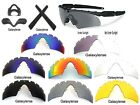 Galaxy Replacement Lens For Oakley Si Ballistic M Frame 2.0 VENTED Multi-Color