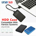 External For Pc Laptop Windows Hard Disk Box 2 Tb Portable Usb 3.0 2.5 Hdd