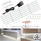 6M LED Under Cabinet Light Strip Kit Tape Kitchen Closet Lights Set Hand Wave