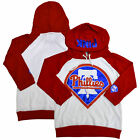 Victoria's Secret Pink Hoodie Philadelphia Phillies Sweatshirt Pullover New Vs