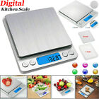 0.1g-3000g Electronic Portable Digital Food Fruit Weighing Scales Kitchen Scale