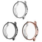 3 Pack)For Samsung Galaxy Watch Active 2 40/44mm TPU Screen Protector case cover