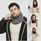 3 Types Electric USB Heating Scarf Unisex Thermal Soft Wrapped Neck Warmer AU