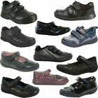 Hush Puppies Girls Boys Toddler Junior School Shoes Leather Kids