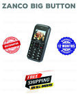 Zanco Big Button Mobile Phone  Clear Text Simple Basic Easy To Use OAP