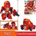 Larva Transformers action figure toy model 5 in 1 Ver. Two faces Robots figurine