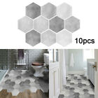 Home Decor Floor Sticker Decals Art Anti-slip Floor Tile Pvc 10pcs/set