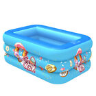 Summer Inflatable Kids Swimming Pool Center Water Fun Play 120/130cm
