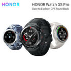 Huawei HONOR Watch GS Pro Smart Watch 1.39'' Bluetooth Call Heart Rate 5ATM