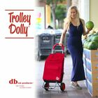 dbest products Trolley Dolly, Shopping Grocery Foldable Cart