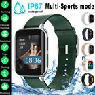 Smart Watch Waterproof Heart Rate ECG Monitor Fitness Tracker for Android IPhone