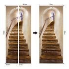 Gift Home Decoration Self Adhesion Multifunctional Eco Friendly Door Stickers 3d