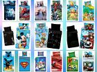 Bettwäsche in 58 Motiven Spider Man Paw Patrol Avengers Eiskönigin 140x200 NEU