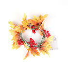 2M Halloween Harvest Maple Leaves Fall Garland 20 LED String Lights Party