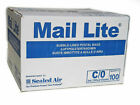 White Mail Lite - Bubble Wrap Padded Bags Envelopes .Sizes: A/000, C/0, D/1