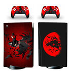 Anime Naruto For 2 Edition PS5 Vinyl Protector Skin Decal Sticker 06
